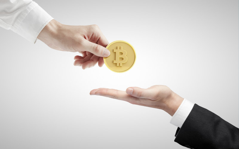 The Division of Matrimonial Bitcoins