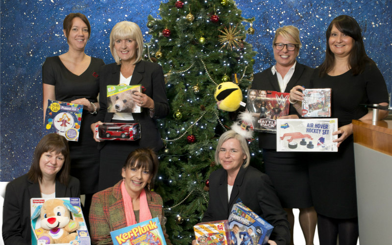 Law Firm Backs Christmas Charity Appeal