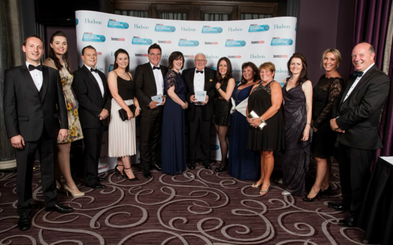 Thorntons is Crowned Scotland's Best Employer
