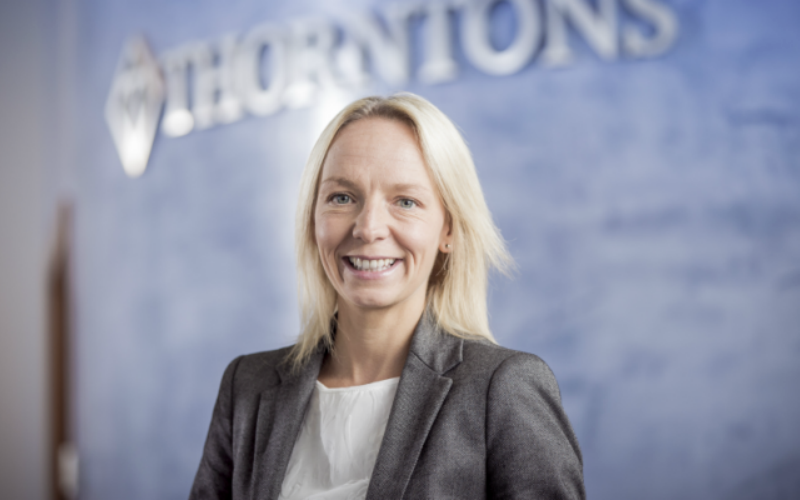Thorntons is legal firm of choice for universities and colleges in Scotland