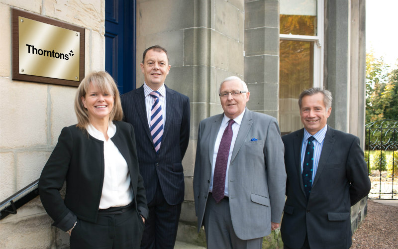 Merger creates largest full service legal firm in North East of Scotland