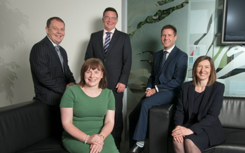Three new partners appointed at Thorntons