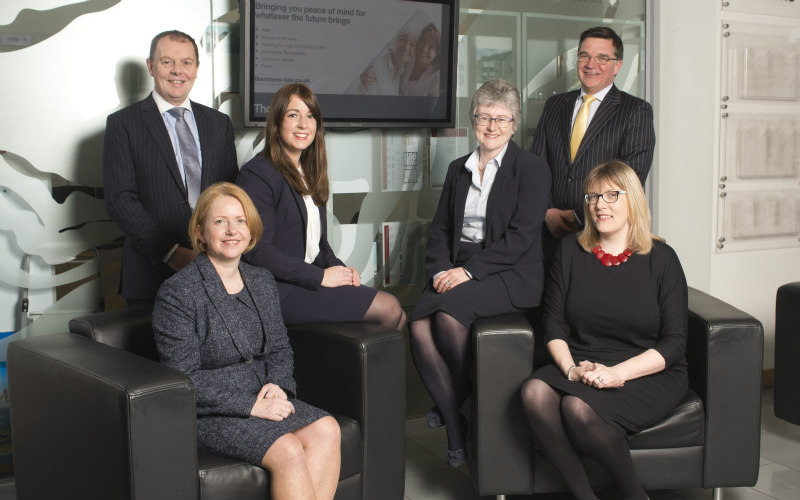 Four senior lawyers promoted to Partners at leading law firm