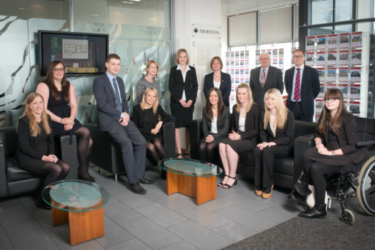 Thorntons Lawyers Climb Legal Ladder