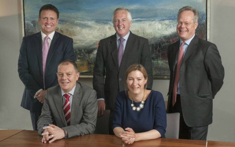 Thorntons strengthens its Edinburgh team with new senior appointments