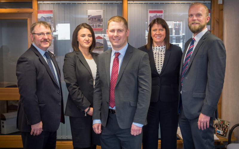Thorntons invests in Montrose team