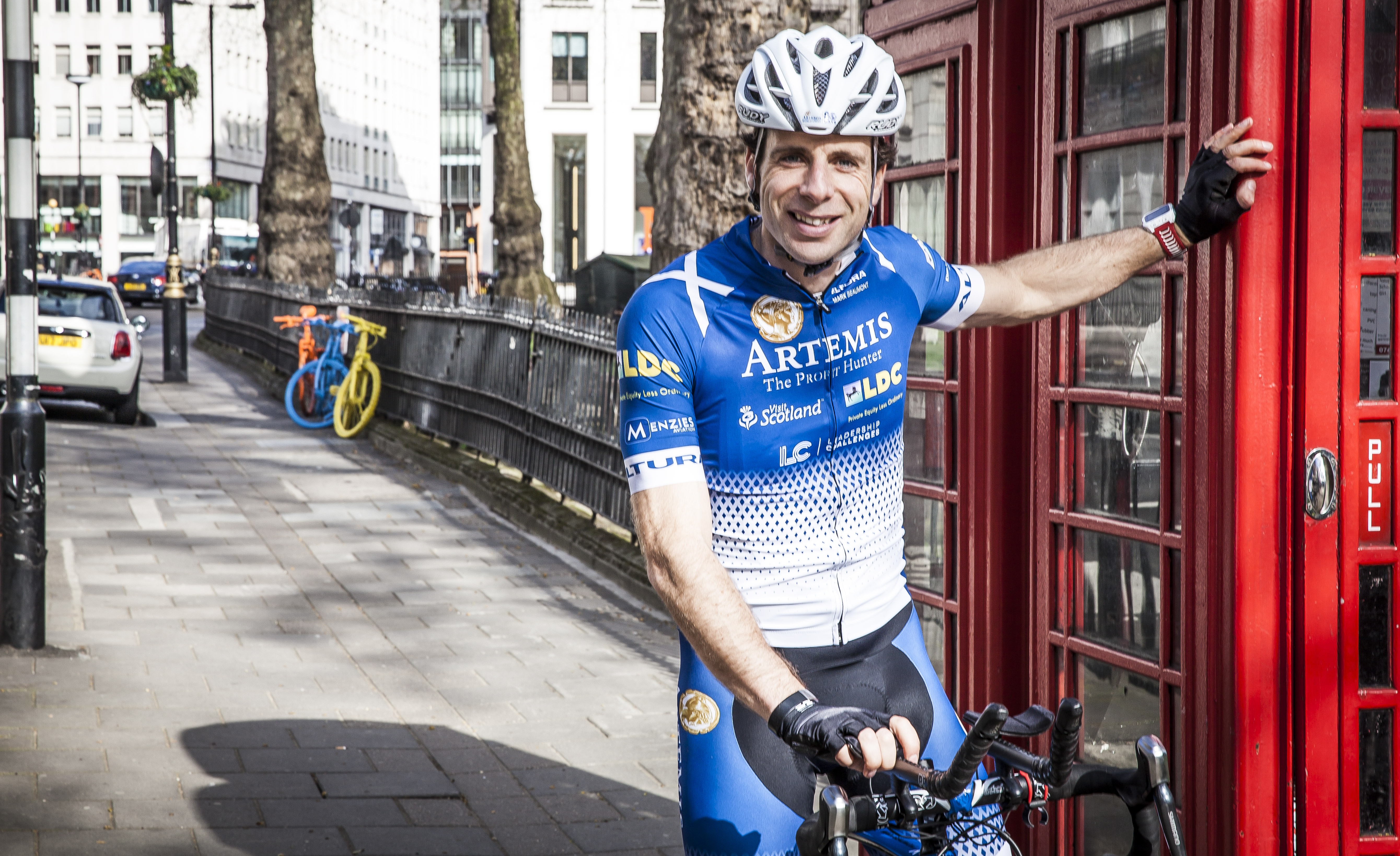 Mark Beaumont set to smash records with 80 days world cycle