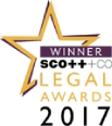 Winner - Legal Awards 2017