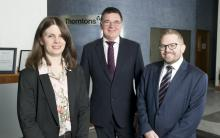 Internal career development encouraged as law firm promotes new partner