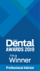 Professional Advisor Winner | Scottish Dental Awards