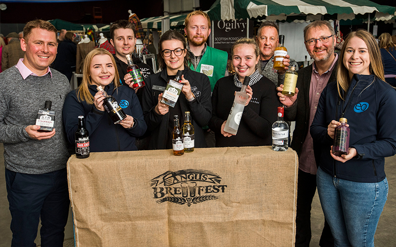 Angus businesses raise a glass to local beer festival