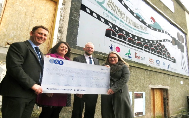 Local cinema project reels in additional funding
