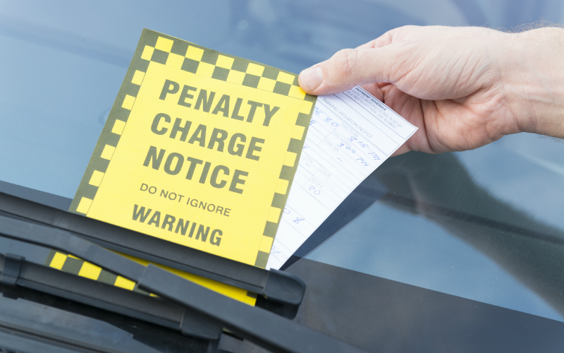 Challenging a Council Parking Ticket