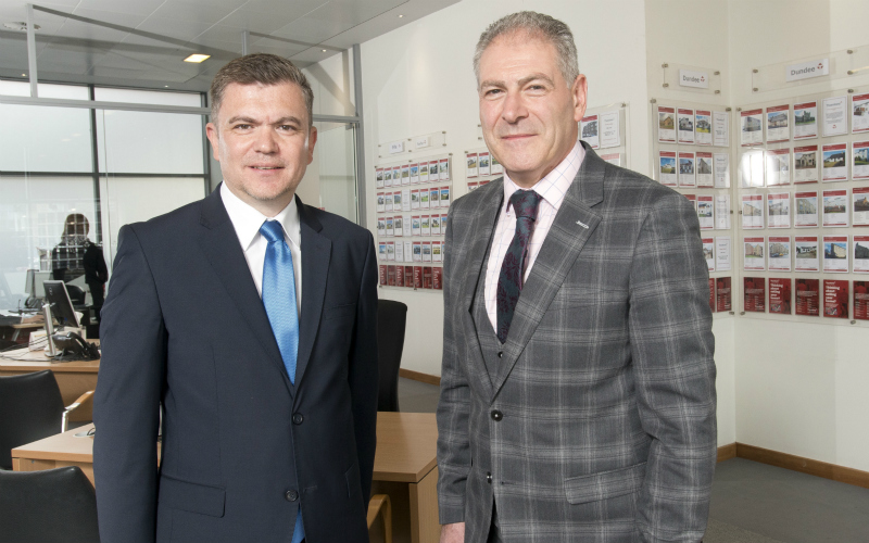 Respected Dundee lawyer Derek Petrie moves to Thorntons Solicitors