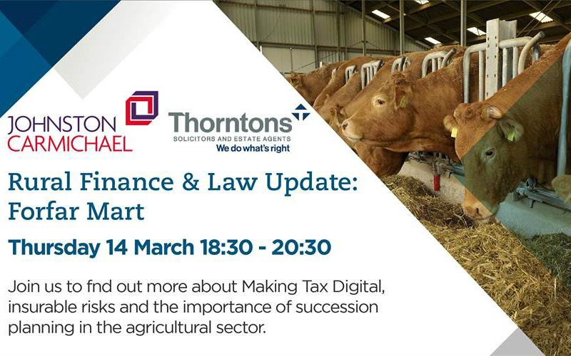 Spotlight on insurable risks and tax management for the agricultural sector