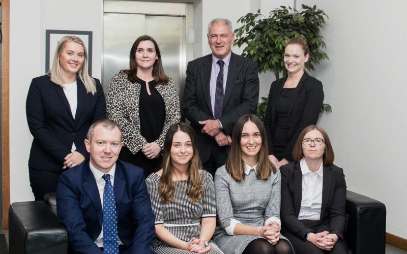 Thorntons continues to strengthen its legal offering as eight Solicitors qualify
