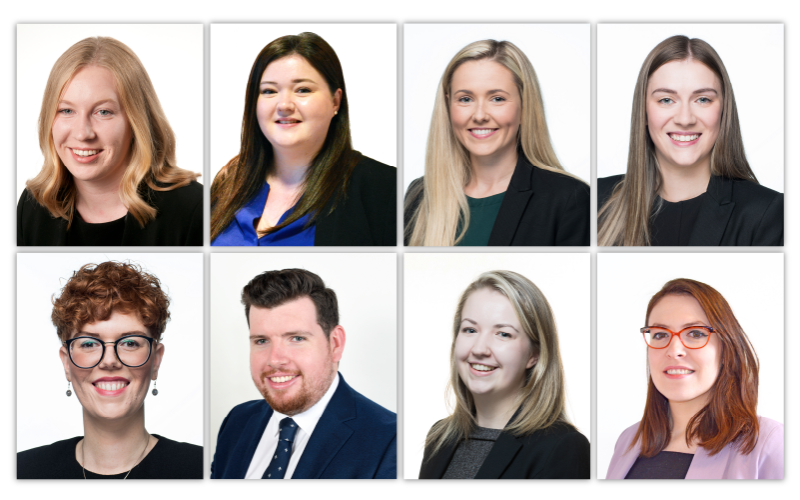 Eight trainees secure permanent positions with Thorntons