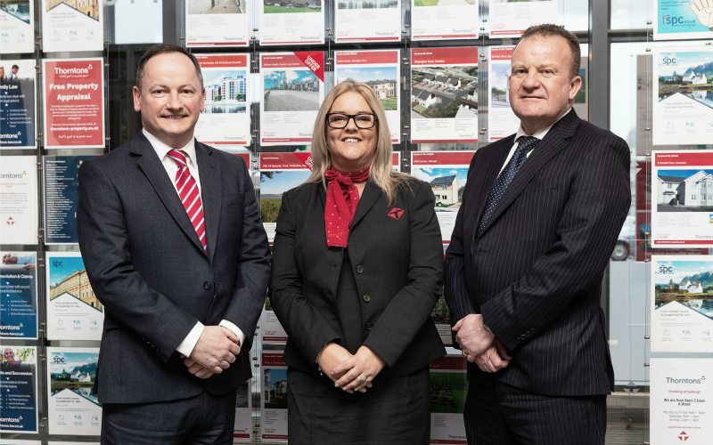 Property manager moves into Kirkcaldy Estate Agents