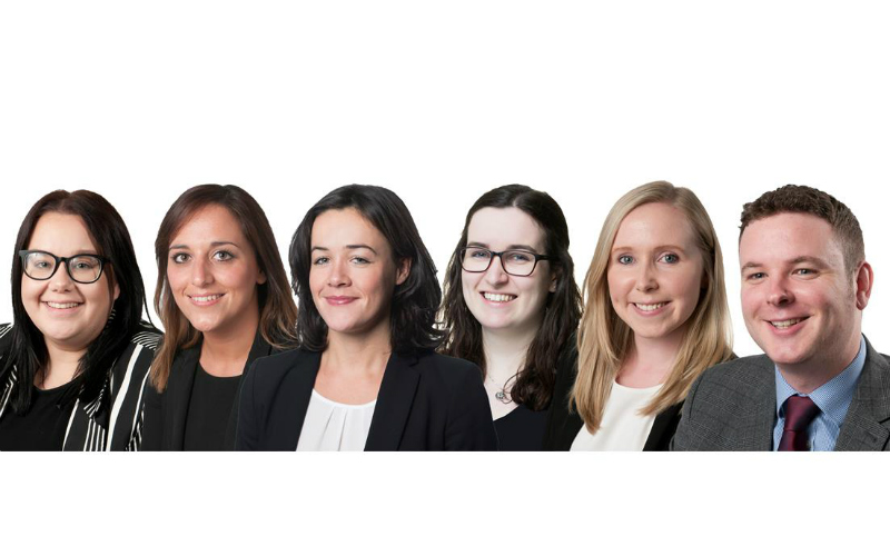Thorntons Solicitors | Summer promotions for six Thorntons lawyers