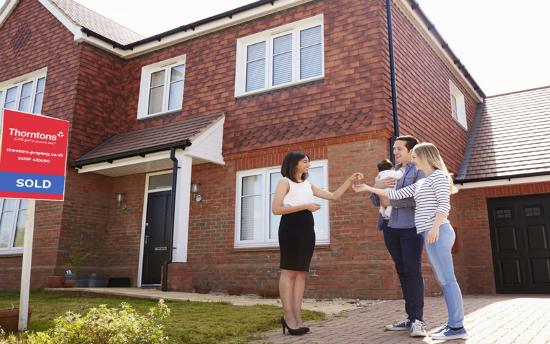 Welcome News for First Time Buyers