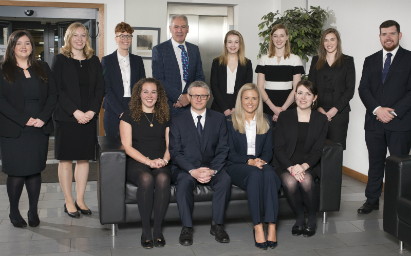 Leading law firm recruits eleven new trainees
